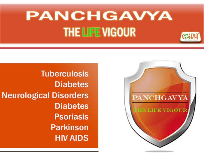 Panchgavya - The Life Vigour