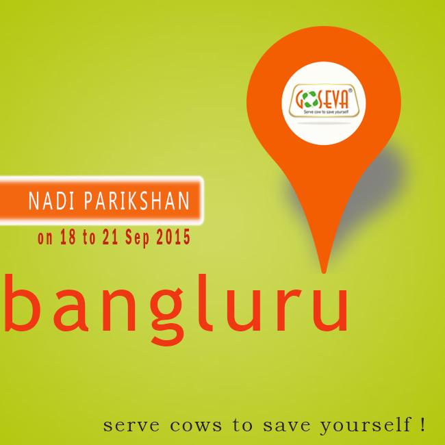 Bangluru Nadi Parikshan Camp